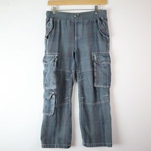 Mini Boden Cargo Pants 10Y